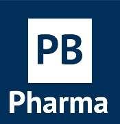 PBPharma website logo pt sans fonttal_Judit 50x